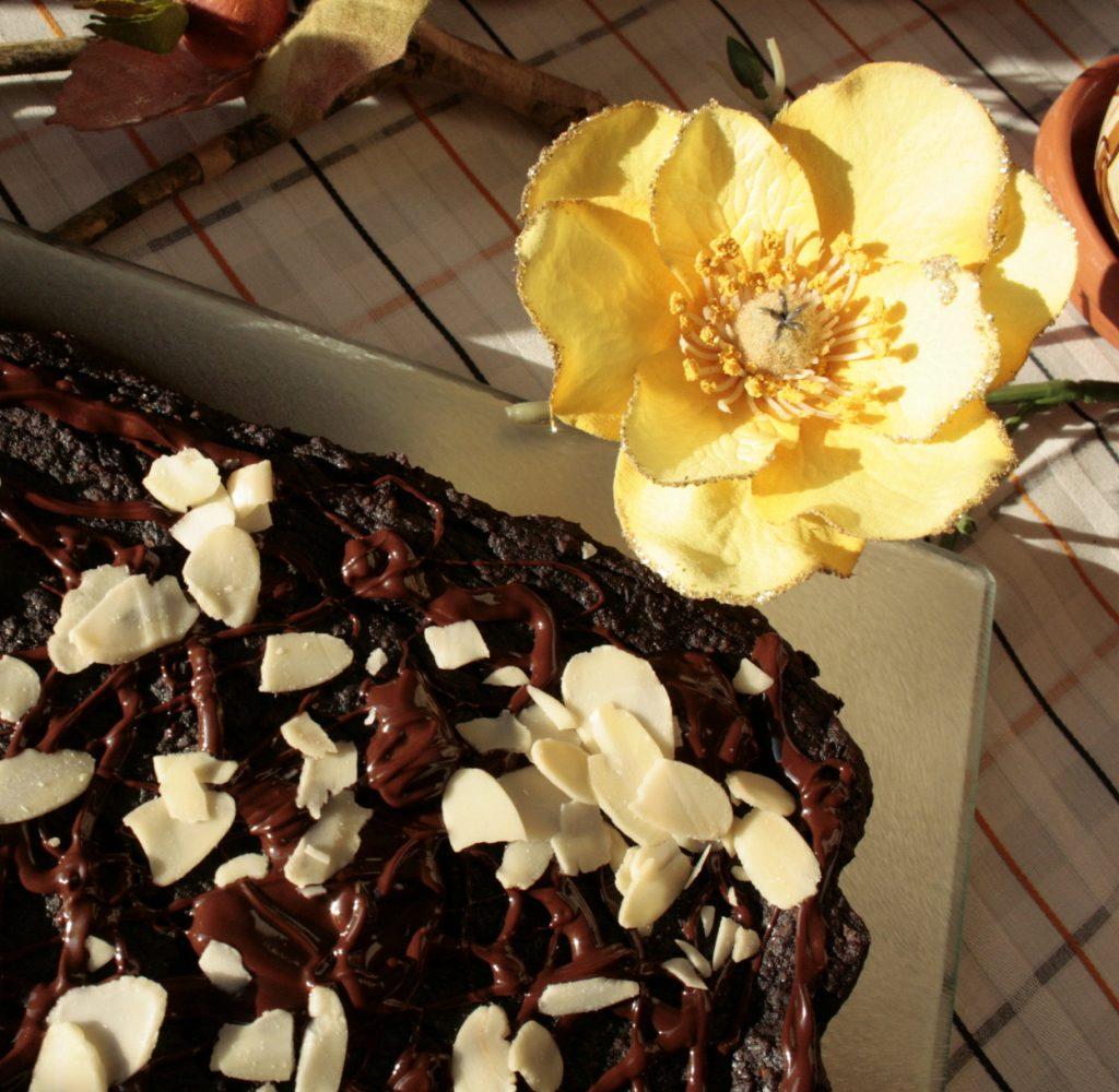 Brownie z awokado.