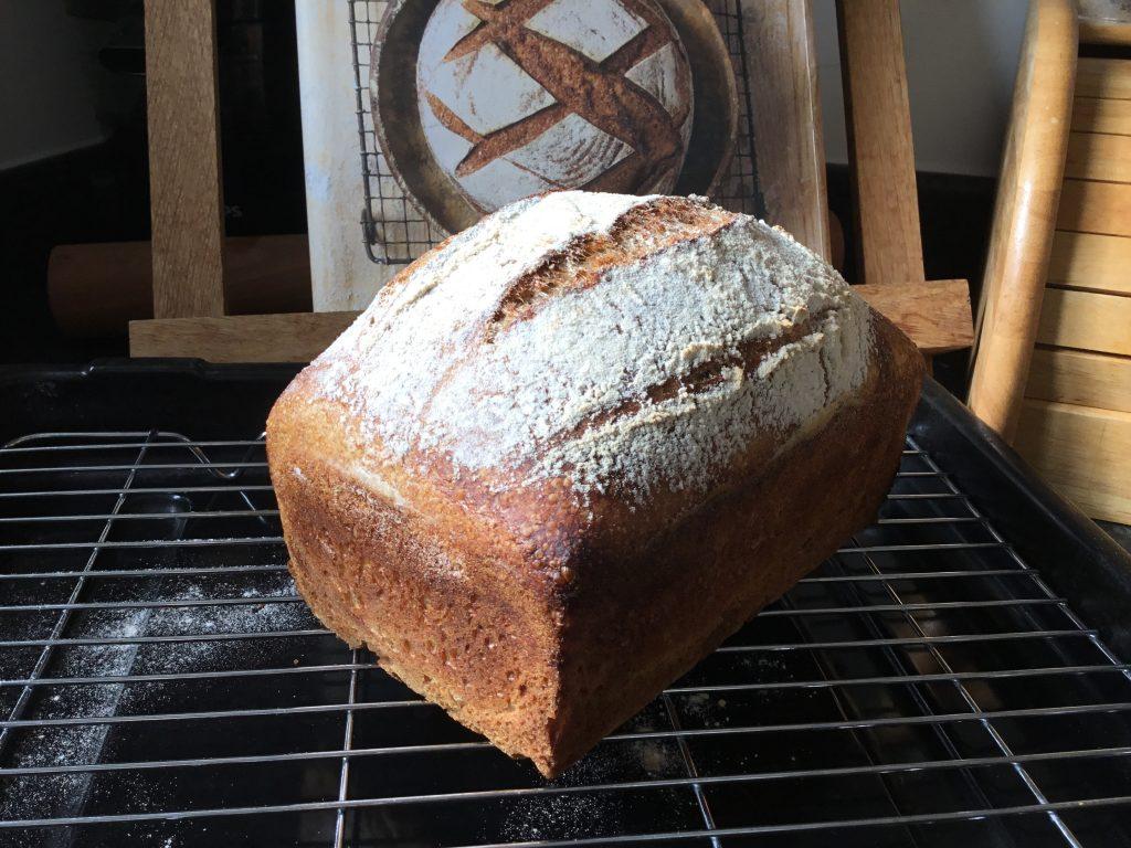 Chleb na zakwasie - stary przepis